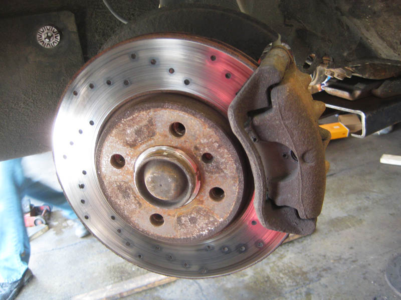 E30 Gt Gt Front Brakes Round 2
